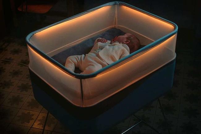 Permalink to Ford ha diseñado una cuna que simula el movimiento del coche para dormir bebés… sí, en serio