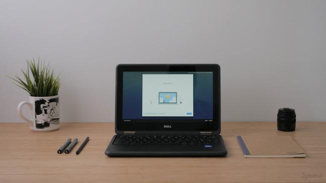 Permalink to Mientras más avanza Chrome OS, más pierde su identidad