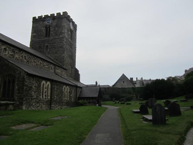 Iglesia Conwy