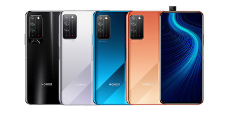 Honor X10 Colores