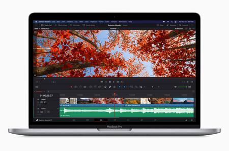 DaVinci MacBook Pro Apple silicon