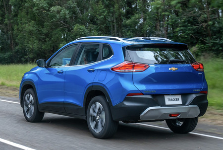 Chevrolet Tracker Mexico 5