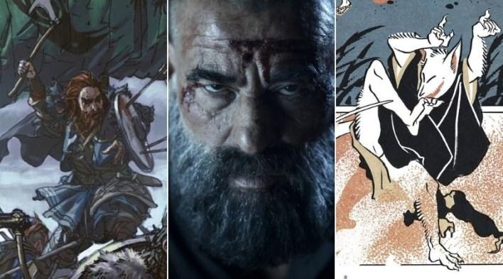 Seis planes imprescindibles para el fin de semana: '30 monedas', folclore japonés, la novela de 'Asassin's Creed: Valhalla' y mucho más