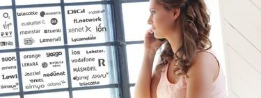 Listado de OMVs en España: todos los operarios móviles virtuales, sus precios y cobertura