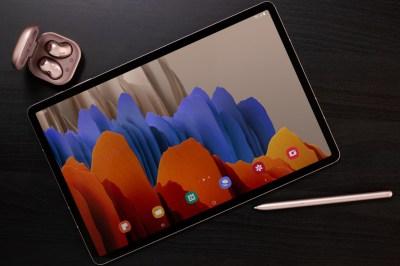 Las Samsung Galaxy Tab S7 empiezan a actualizarse a Android 11 con One UI 3.1