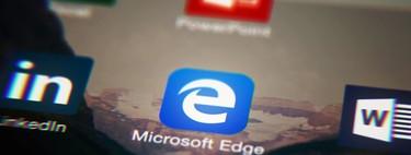 Microsoft Edge ante el precipicio
