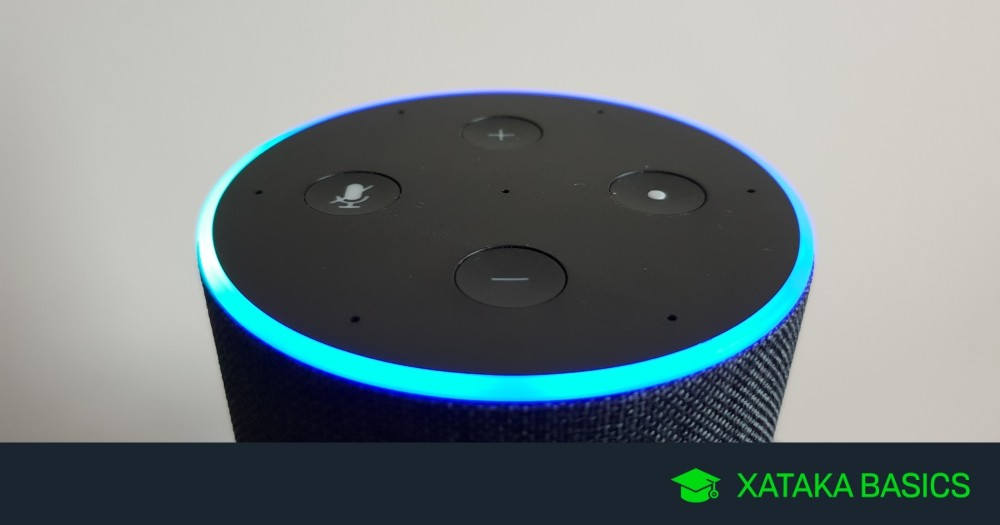 Cómo adaptar tu privacidad de Alexa en tu Amazon® Echo