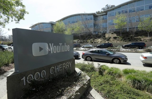 Youtube Hq San Bruno Tiroteo