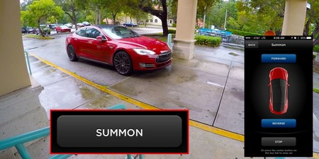 Tesla Summon
