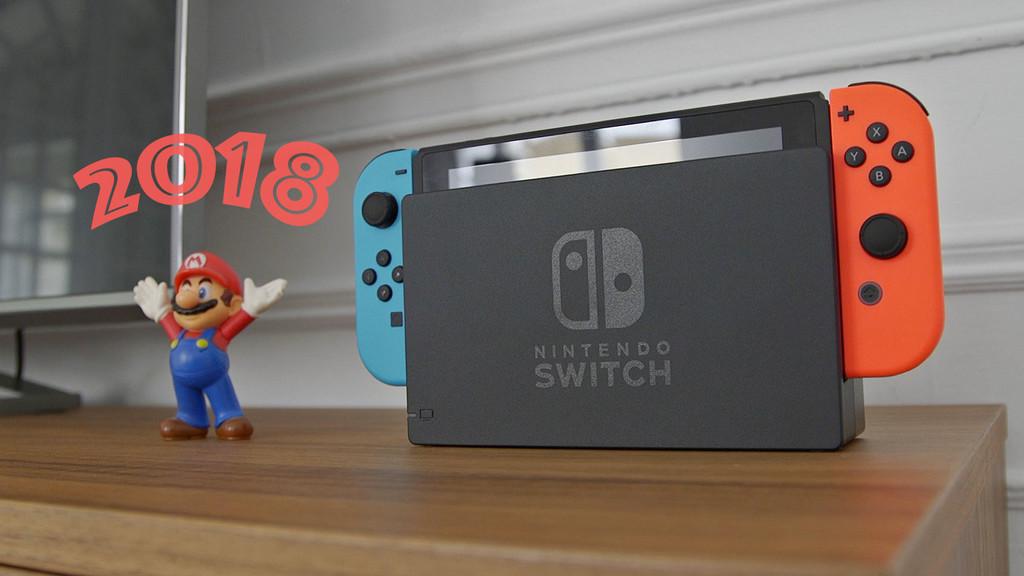 Switch Mario