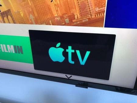 App Apple TV en televisión Samsung