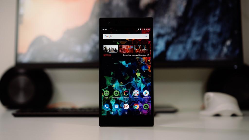 Razer Phone 2, análisis: el planeta a 120 Hz y toda potencia es mejor