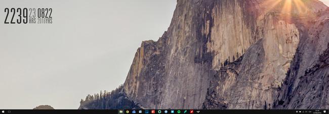 Permalink to Cómo personalizar todos los iconos de la barra de tareas en Windows 10