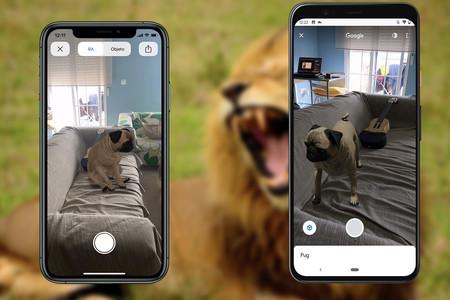 Google Tiere 3d
