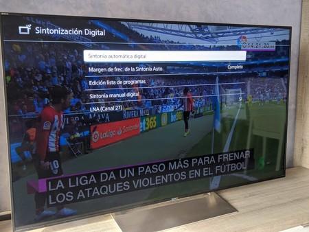 Proceso De Resintonizacion De Un Televisor