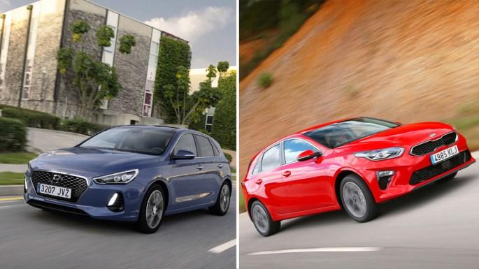 Comparativa Hyundai i30 vs Kia Ceed: ¿cuál es mejor para comprar?
