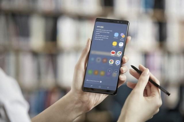 Samsung Galaxy℗ Note 8, pantalla