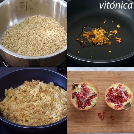 Bowl de Quinoa con Boniato