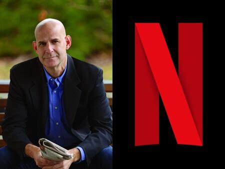Harlan Coben on Netflix