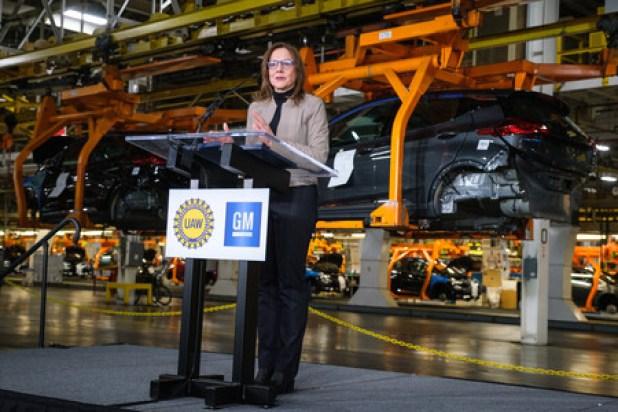 General Motors sólo venderá autos eléctricos a partir de 2035 en México y en el mundo