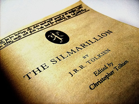 Silmarrillion Just Under The Cover