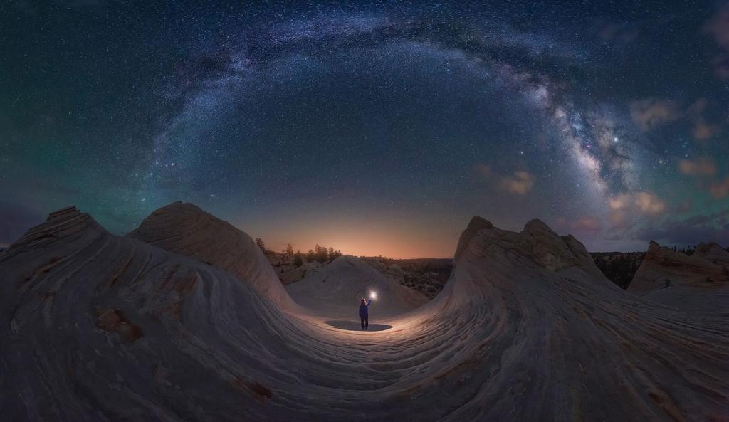 15 espectaculares fotografías de la Vía Láctea para inspirarnos a retratar nuestra Galaxia