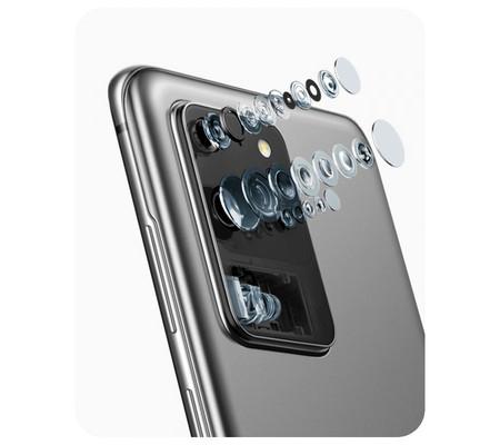 Samsung Galaxy S20 Ultra Camaras Traseras Desglosadas