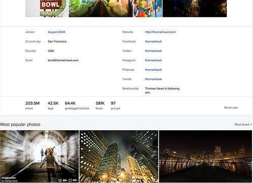 Flickr new