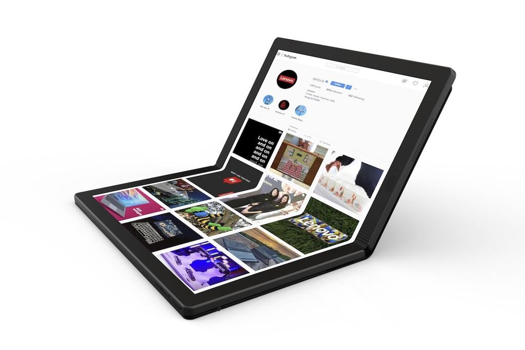 Permalink to ThinkPad X1: el primer ordenador del mundo con pantalla plegable es de Lenovo, demostrando que esta tecnología no es sólo para móviles