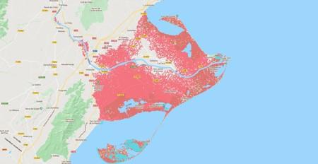 El Delta del Ebro en 2050