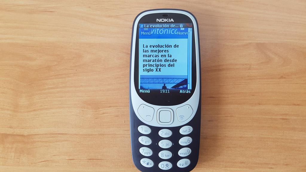 Twitter dos Nokia® 3310