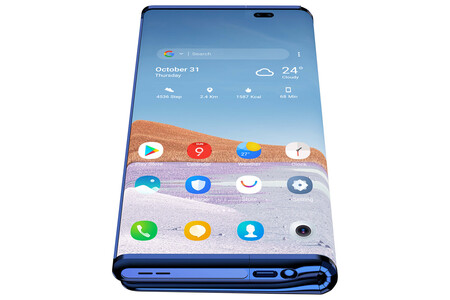 Tcl Fold N Roll Smartphone Plegable Enrollable