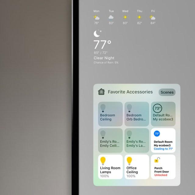 Apple Mirror 4