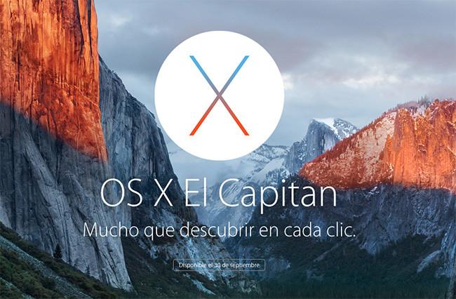 os x el capitan imagen representativa