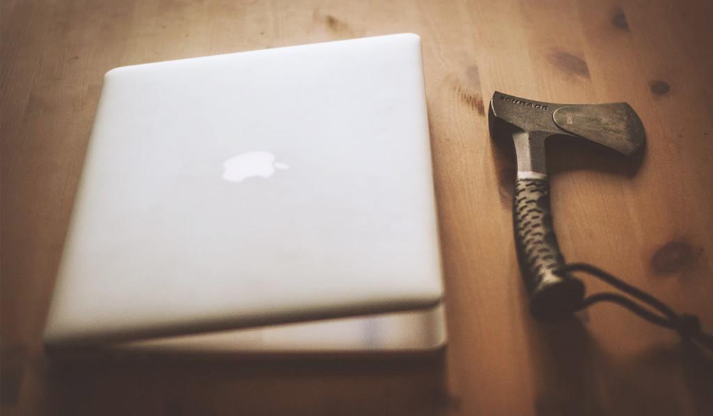 Si alguien trata hurtar tu MacBook® esta app te avisará por Telegram