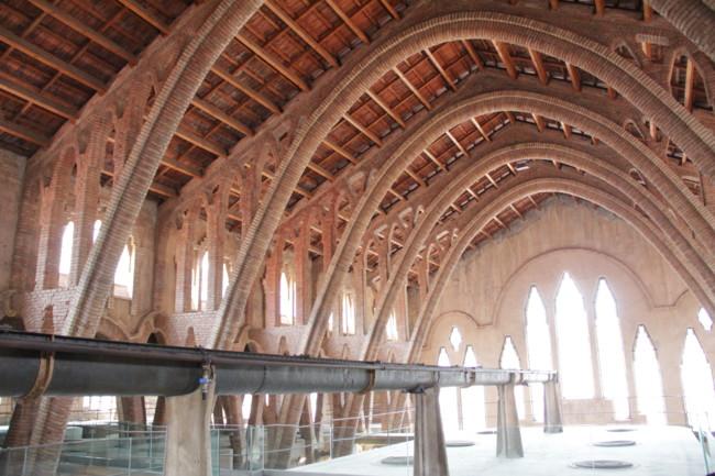 Catedral Del Vi Pinell De Brai