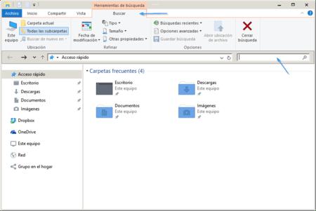 Search File Explorer