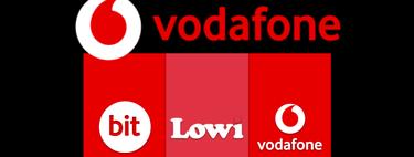 Vodafone, Bit y Lowi: las tres marcas que dan modo a la nueva estrategia del grupo y sus tarifas de fibra y móvil