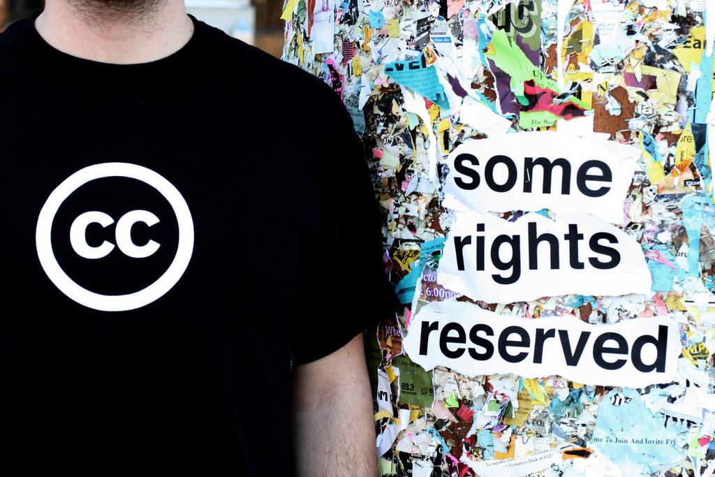 Las licencias Creative Commons, explicadas para dummies