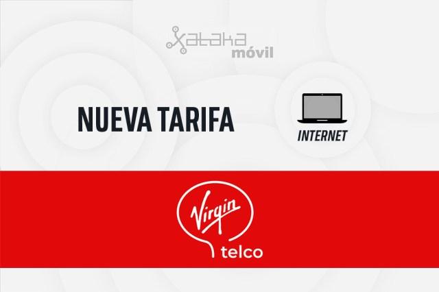 Virgin telco sube 4 euros(EUR) al mes(30dias) el precio(valor) de su fibra óptica más rápida