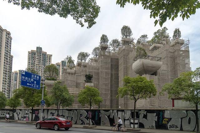Shanghai Hanging Gardens8