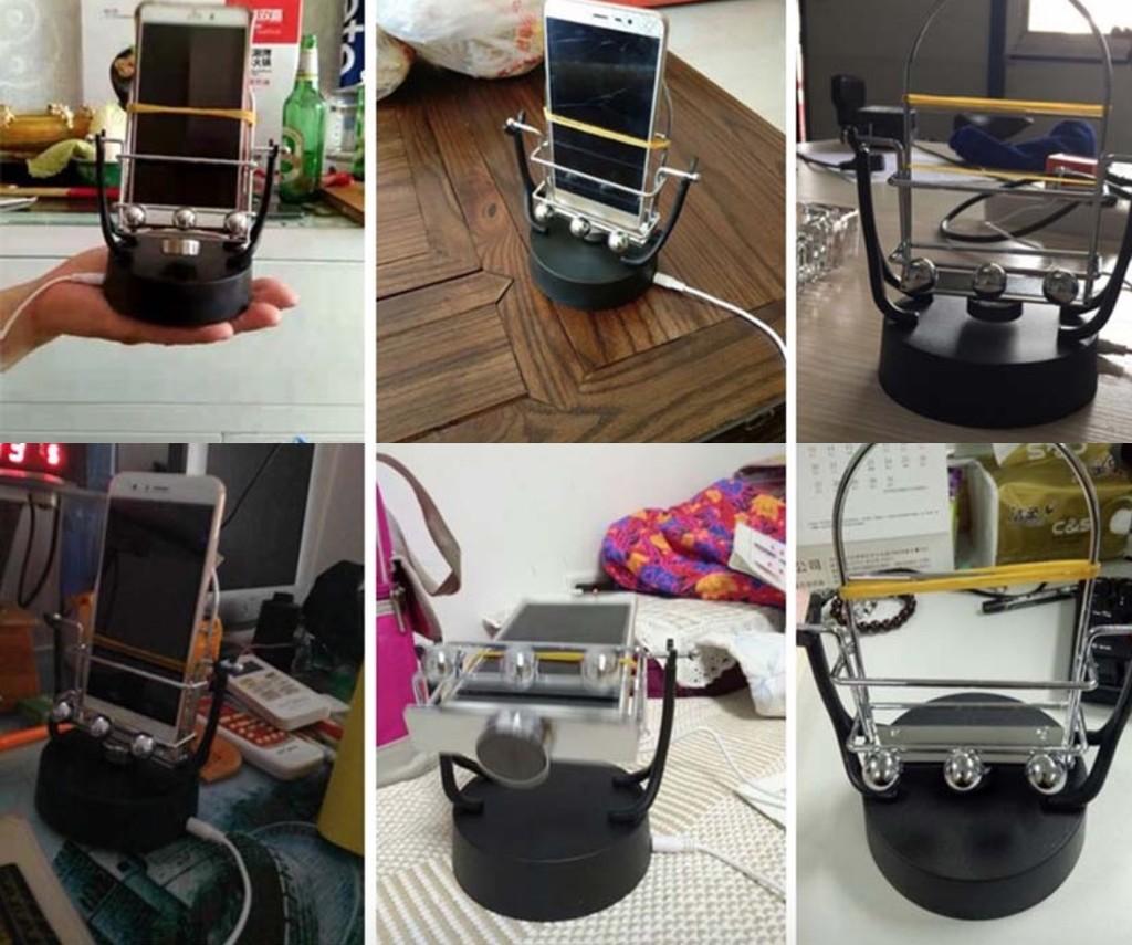 Permalink to Así es el gadget que utilizan en China para falsificar los pasos del móvil y obtener descuentos en las aseguradoras por buena salud