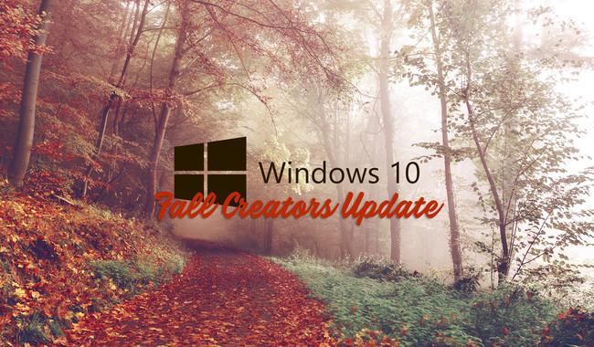 Windows 10 Fall Creators Update Resena