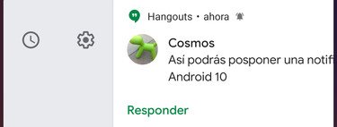 How to undo notifications on Android 10