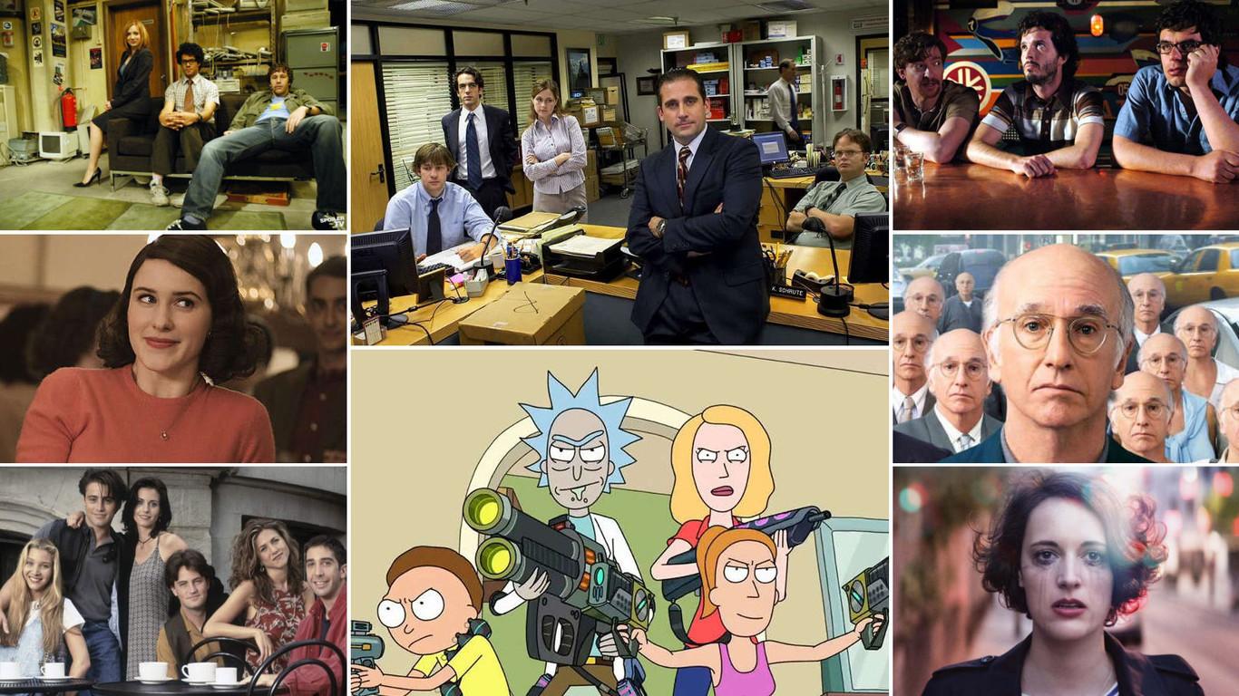 Las 31 Mejores Series De Comedia En Netflix Hbo Amazon Y Demas