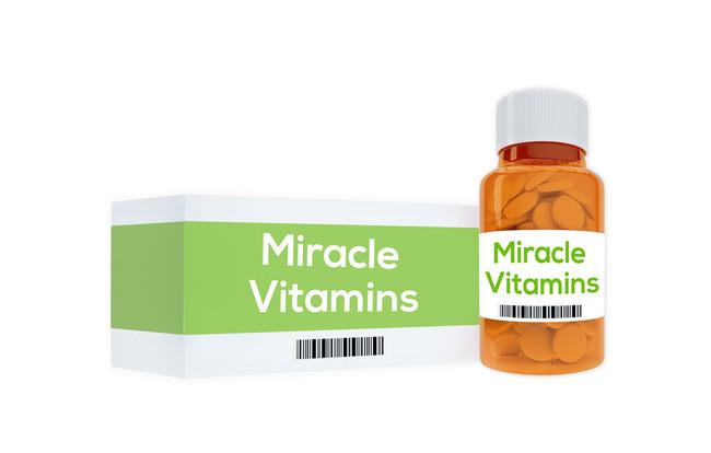 Productos Milagro:  que no te engañen