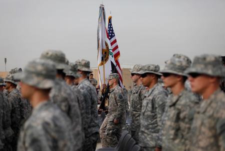 Soldados Americanos En Irak