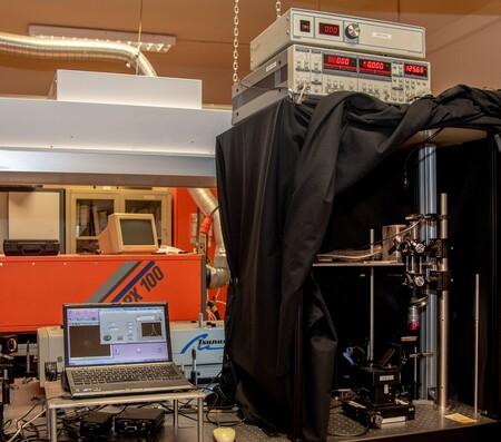 Microscopio Optico Nolineal