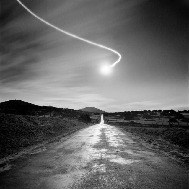 Carretera De Cespedosa 1987