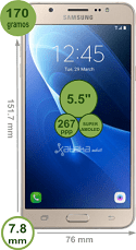 Samsung Galaxy™ J7 (2016)